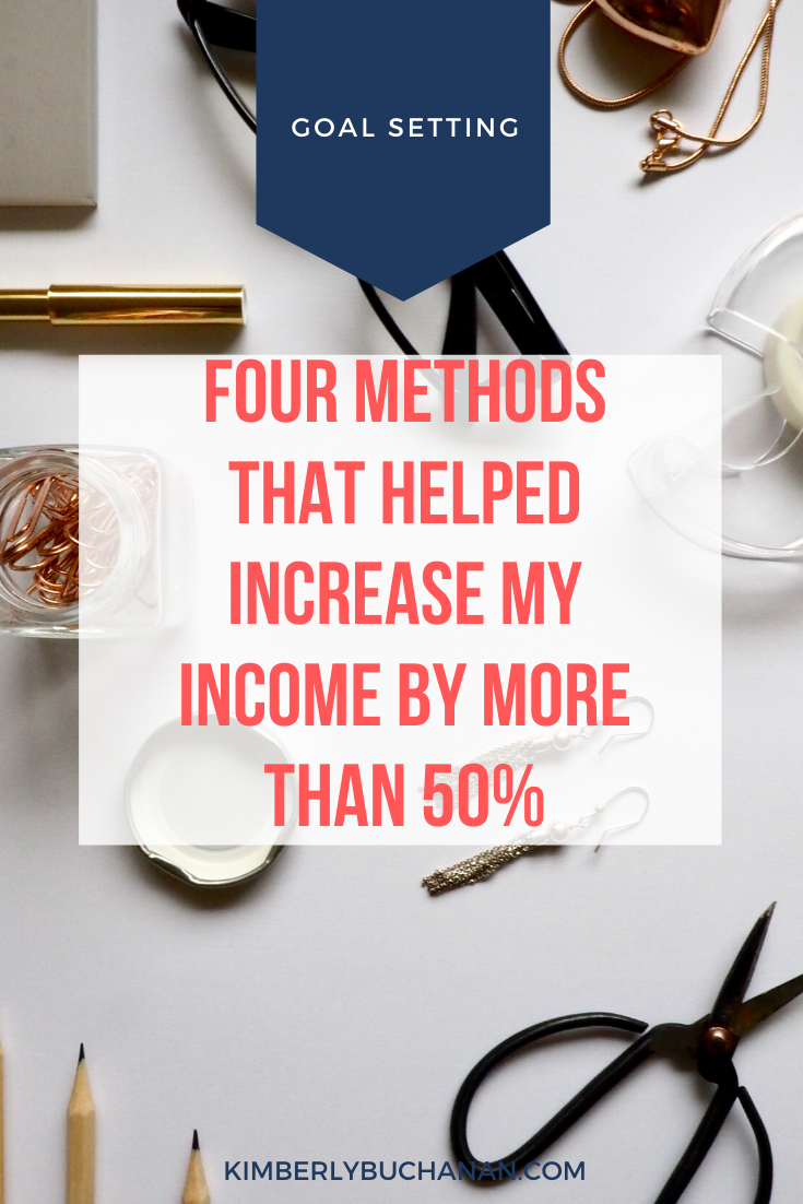 Four Methods that Helped Increase My Revenue by More than 50%