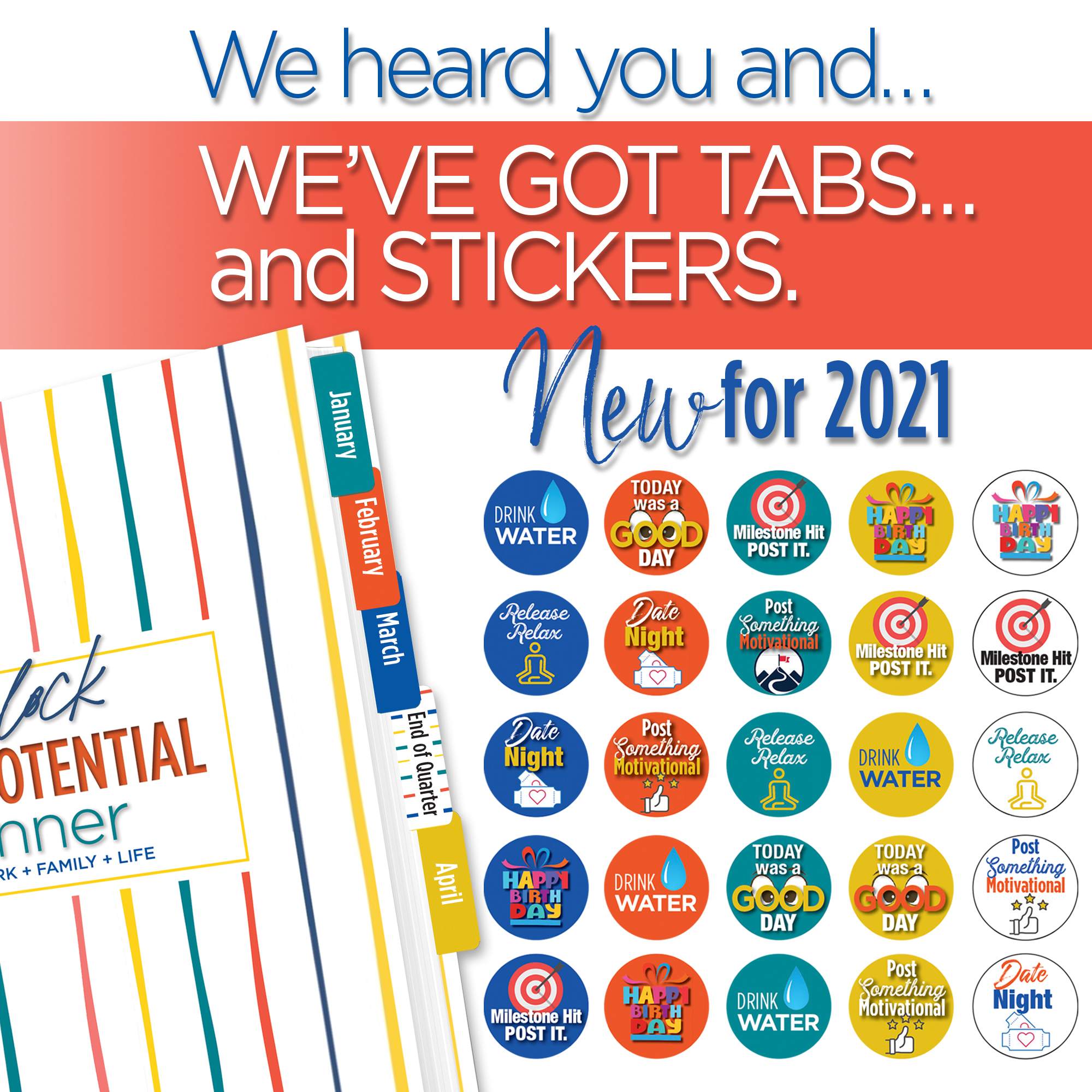 KB_2021 Tabs &Stickers Promo